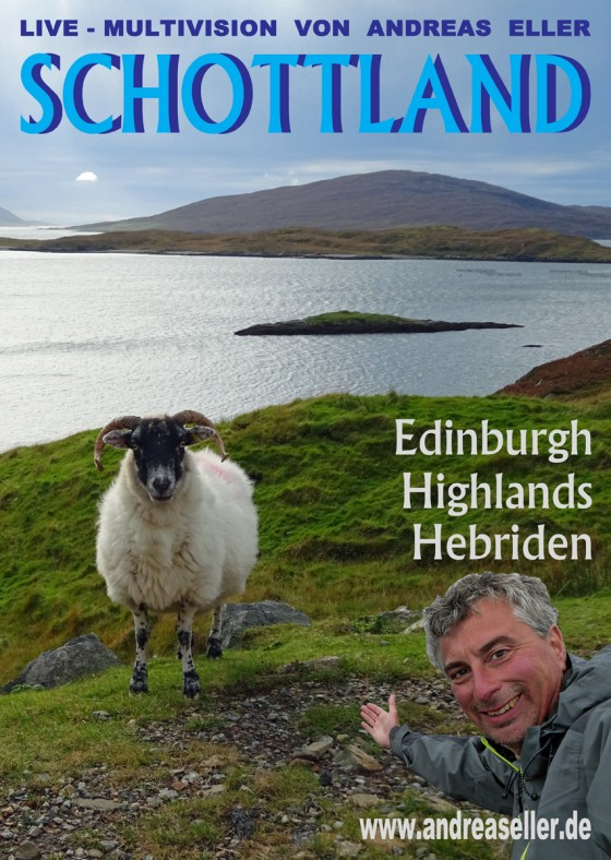 SCHOTTLAND - EDINBURGH, HIGHLANDS, HEBRIDEN